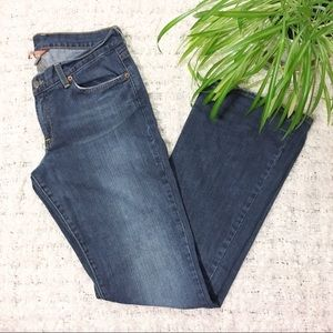 Lucky Brand Dungarees Bootcut Jeans Size 6/28